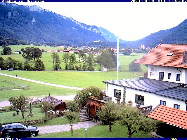 Webcam Aschau im Chiemgau
