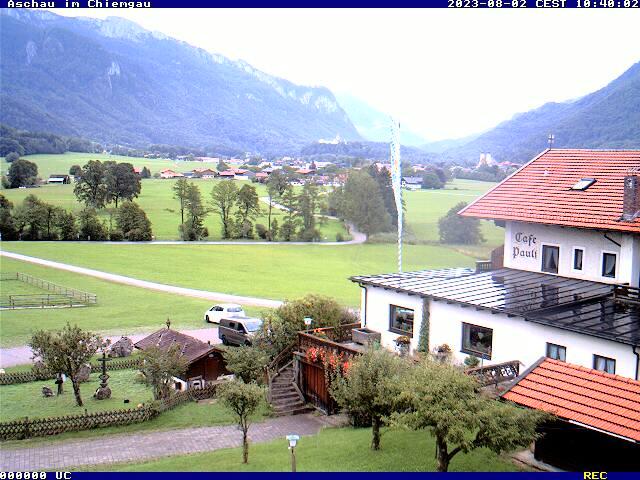 Webcam Skigebiet Aschau - Kampenwand Oberbayern
