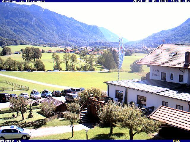 Webcam Skigebiet Aschau - Kampenwand Aschau - Oberbayern