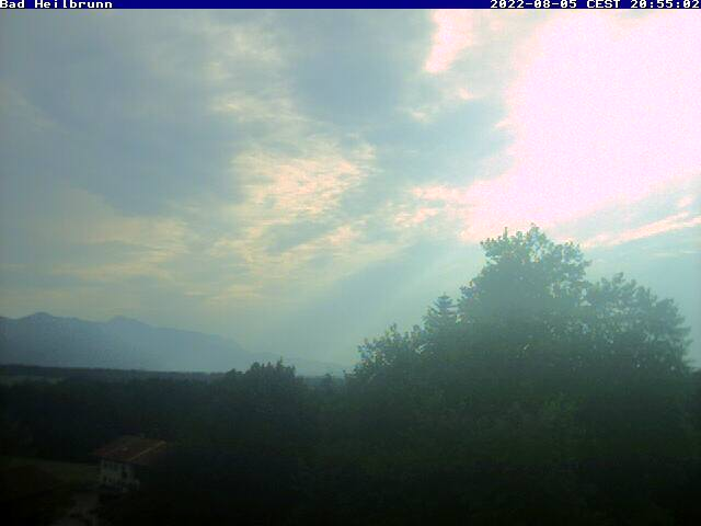 WebCam Bad Heilbrunn