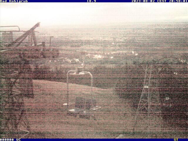 Webcam Skigebiet Bad Kohlgrub - H�rnle Oberbayern