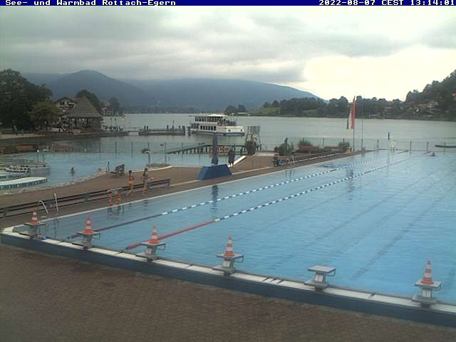 Rottach-Egern, Outdoor Pool
