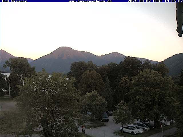 Webcam Tegernsee Bad Wiessee
