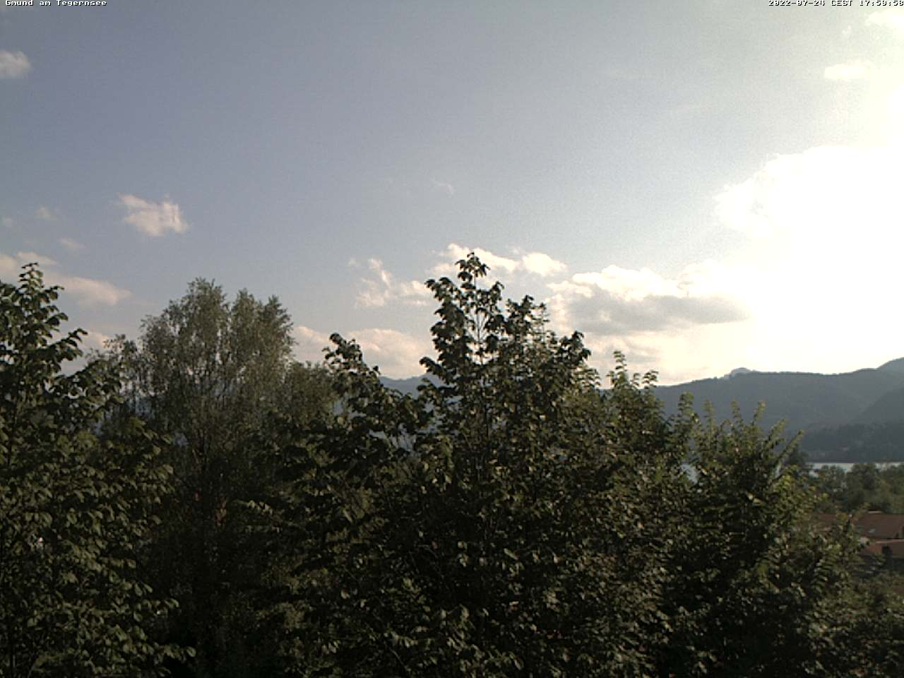 Webcam Gmund am Tegernsee