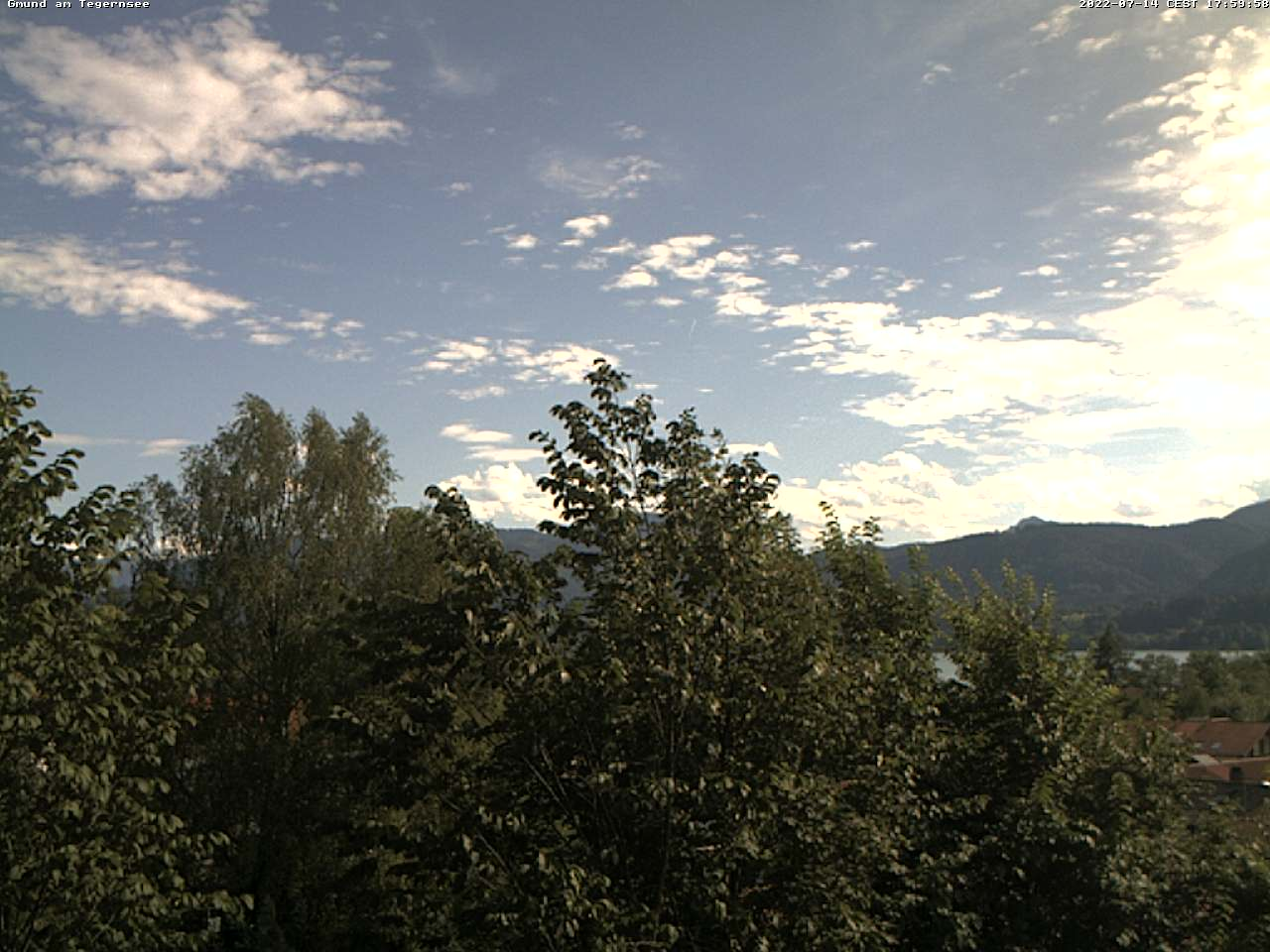 Webcam Skigebiet Gmund - Ödberg Gmund - Oberbayern