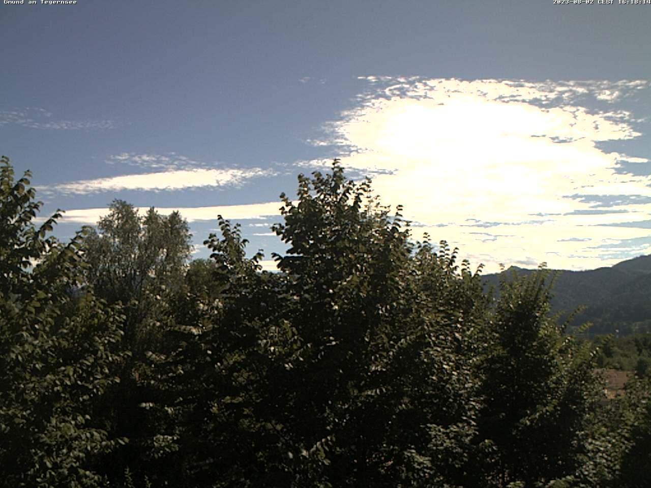Webcam Skigebied Gmund - Ödberg Gmund - Alpen Oberbayern