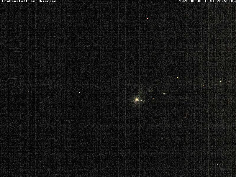 Aktuelles Webcam-Bild der Gemeinde Grabenstätt