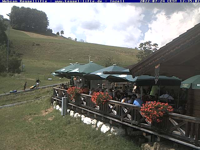 Webcam Inzell (Chiemgau)