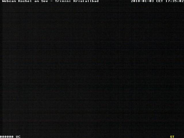 Aktuelles Webcam-Bild des Walchensee
