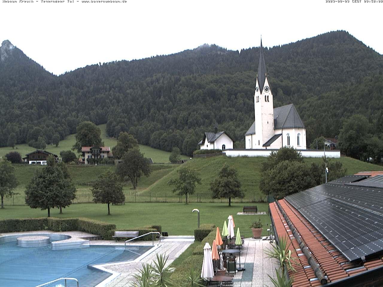 Webcam Skigebiet Kreuth - Hirschberg Oberbayern