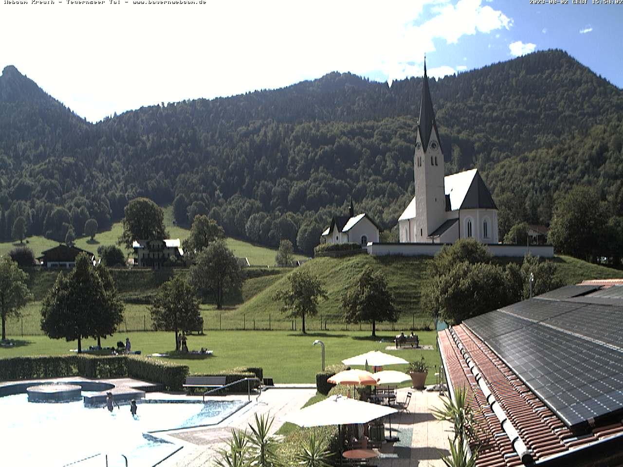 Webcam Skigebied Kreuth - Hirschberg Alpen Oberbayern