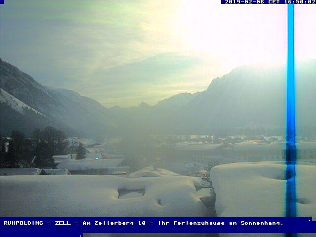 Webcam Skigebied Ruhpolding Alpen Oberbayern