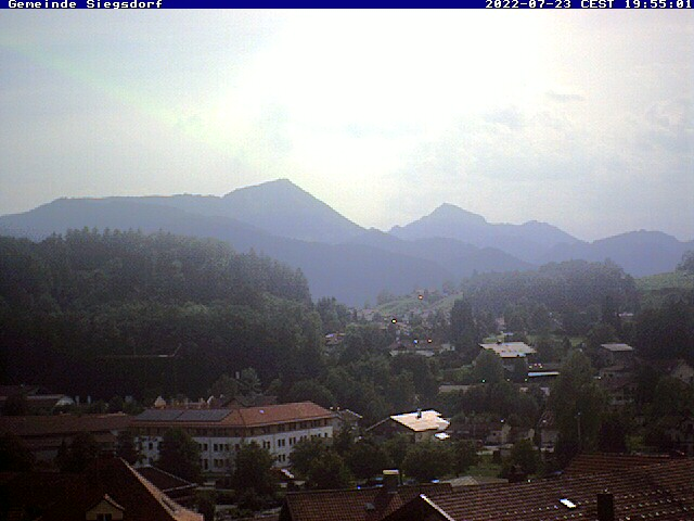 Webcam Siegsdorf