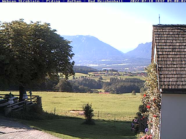 Webcam Stroblalm Piding