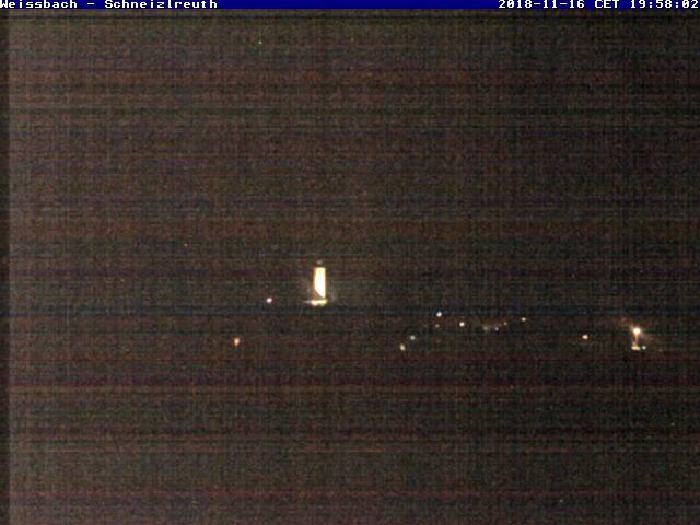 Webcam Weissbach - Schneizlreuth