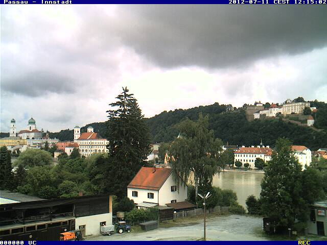 Passau City Center