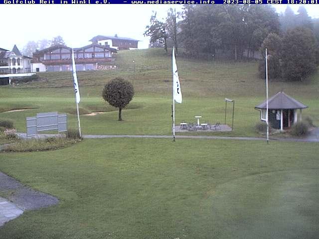 Webcam - Webcam Golfplatz